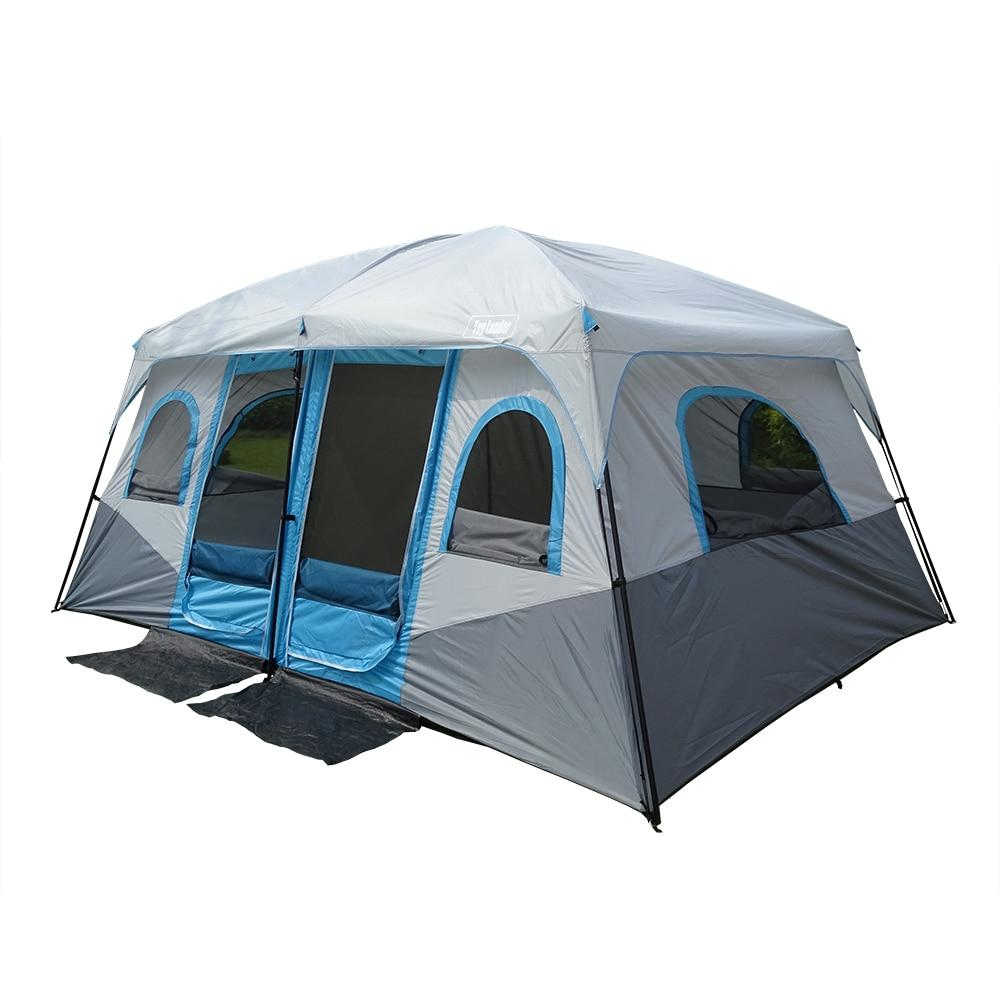 Two types of family tents for camping activities! Mentioned with details