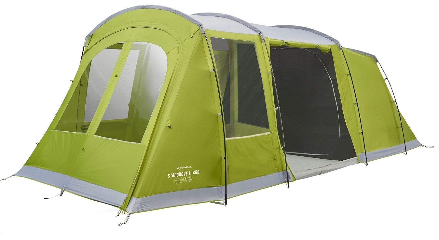 Instant family tent for all the camping fun! Discussed with details
